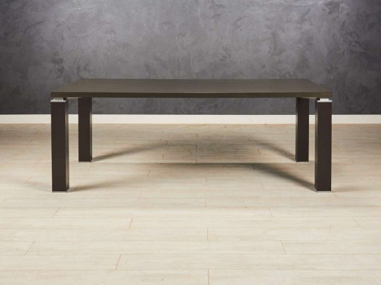 Стол для переговоров Tao, цвет тёмный дуб