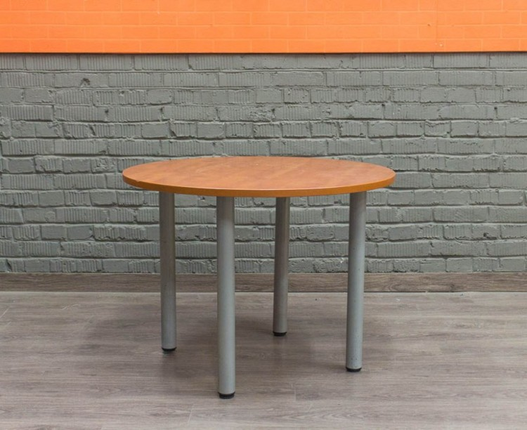 Круглый журнальный кофейный столик
