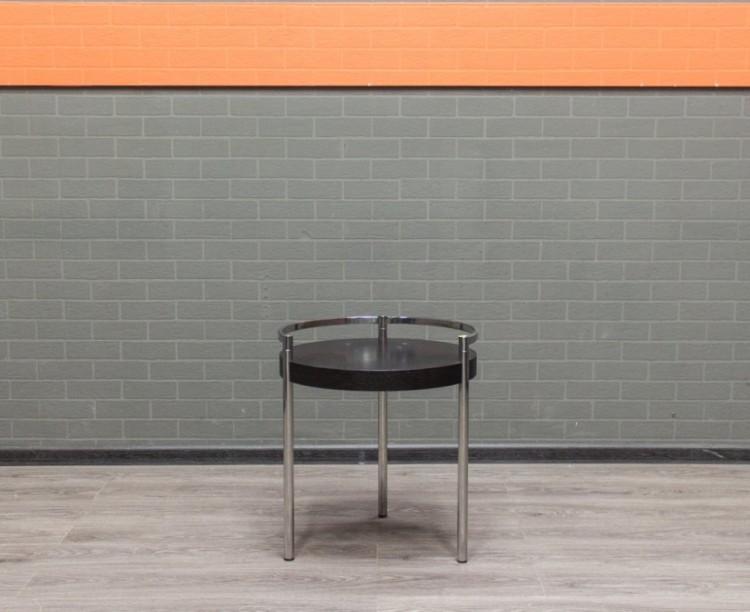 Столик журнальный круглый, офисная мебель бу