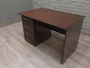 Новый компьютерный стол, венге