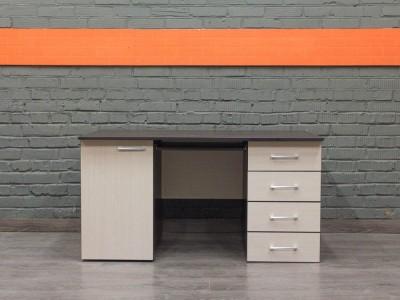 Компьютерный стол новый с тумбами, венге