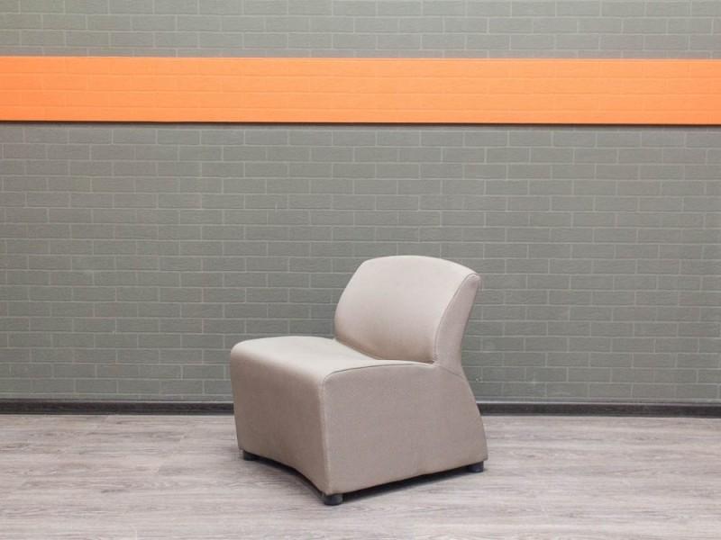 Кресло мягкое гостевое, офисная мебель бу