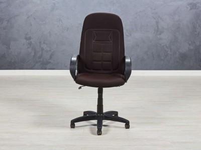 Кресло для персонала чёрное