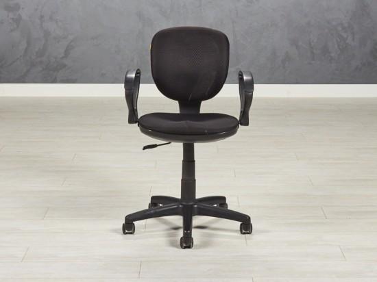 Кресло офисное серое