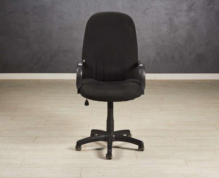 Кресло офисное с высокой спинкой
