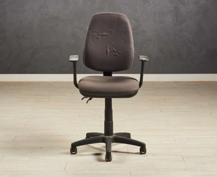 Офисное кресло Chairman 661 серый