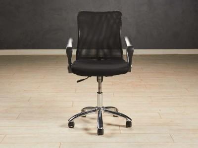 Кресло офисное, черная сетка