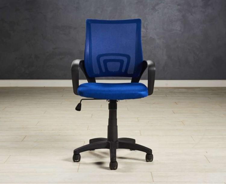 Кресло офисное Формула, цвет синий