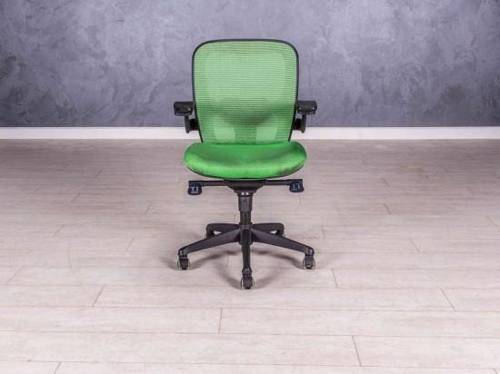 Кресло офисное, цвет зелёный