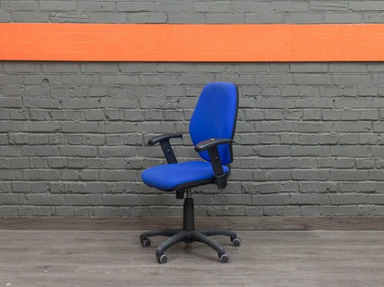 Sitland кресло компьютерное, синее