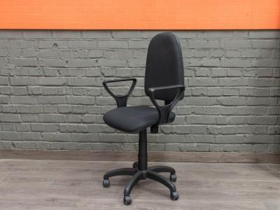 Компьютерное кресло новое Престиж, черное