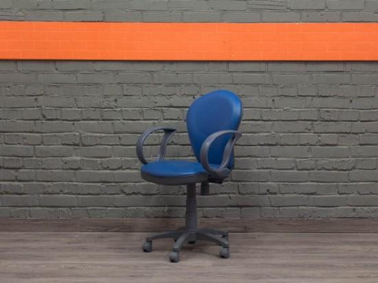 Chairman 684 Кресло офисное синее