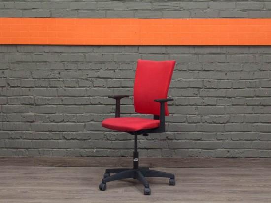 IKEA кресло компьютерное красное