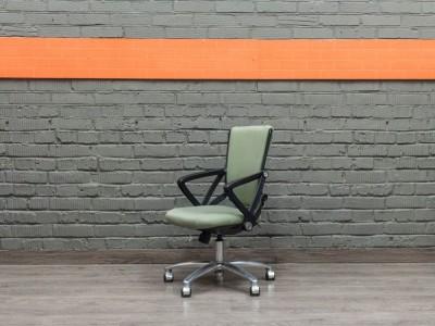 Компьютерное кресло Chairman, зеленое