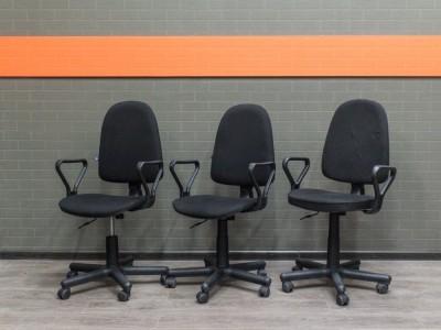 Компьютерное кресло Престиж, черное