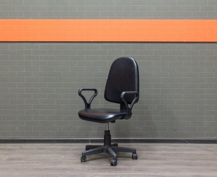 Компьютерное кресло Престиж, офисная мебель бу
