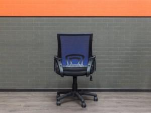 Компьютерное кресло Easy Chair 304, синее