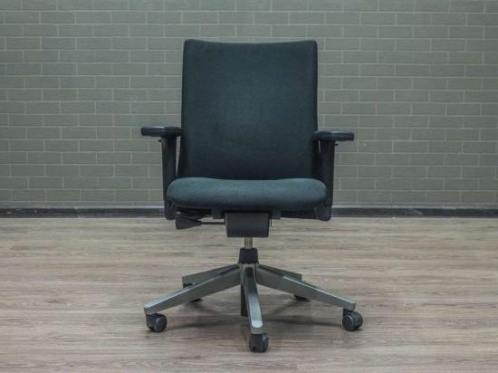 Нaworth Comforto кресло для персонала чёрное