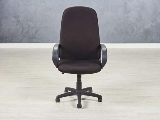 Кресло офисное чёрное
