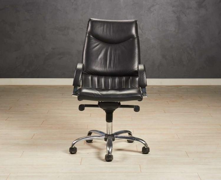 Кресло руководителя Black S