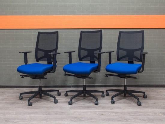 Кресло руководителя Fresh Air. Офисная мебель бу