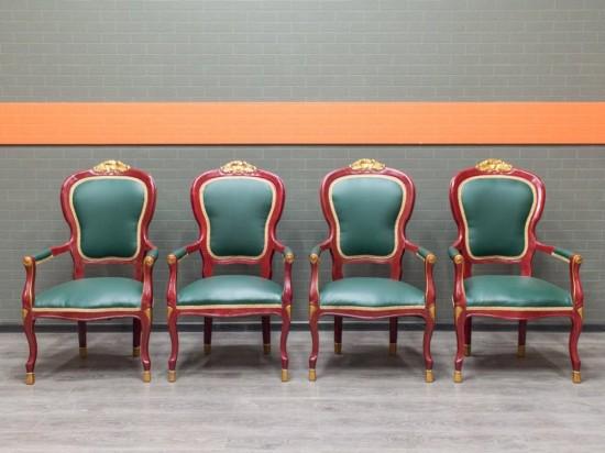 Стул гостевой, кресло ретро