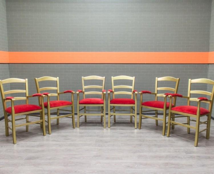 Стулья гостевые с подлокотниками Офисная мебель бу