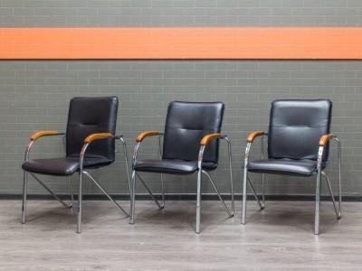 Стул офисный Самба Офисная мебель бу