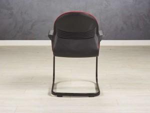 Стул офисный Steelcase, цвет бордовый