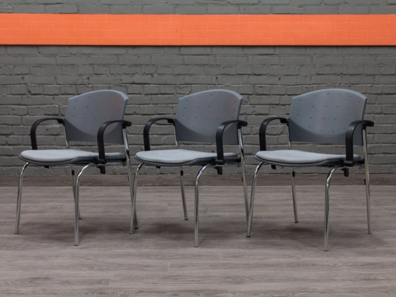 Стул офисный Dauphin, офисная мебель бу