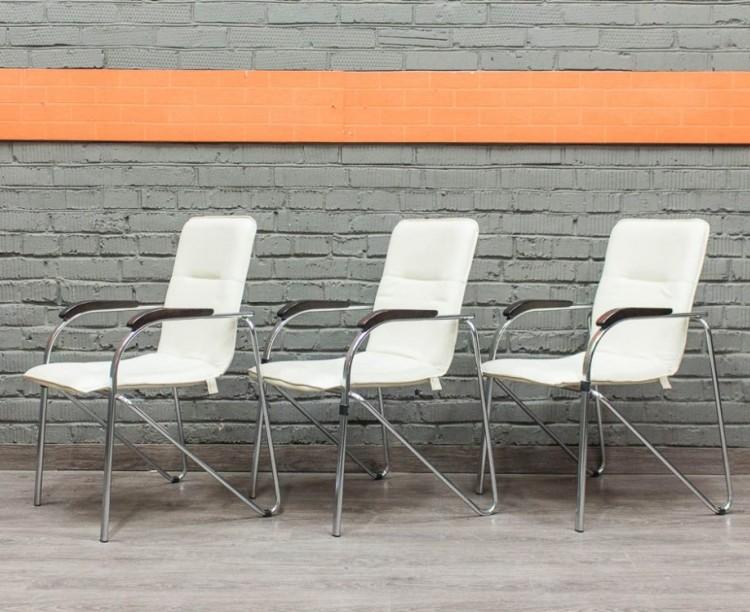 Офисный стул гостевой, переговорный