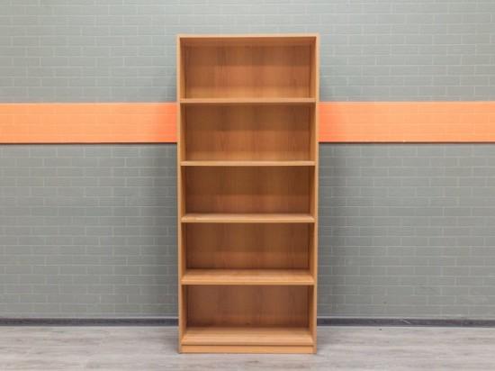 Офисная мебель бу Стеллаж офисный открытый вишня