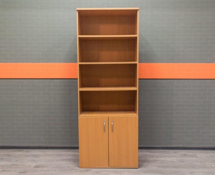 Офисная мебель бу Стеллаж для документов, вишня