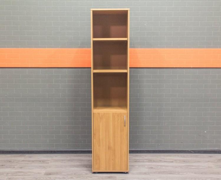 Стеллаж узкий ольха, офисная мебель бу