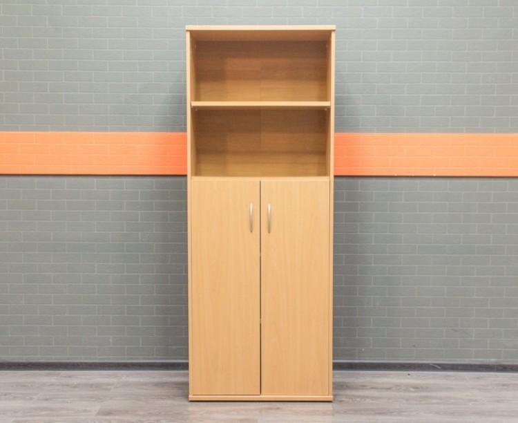Шкаф офисный вишня, офисная мебель бу