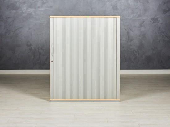 Шкаф для документов с раздвижной дверцей Koenig+Neurath (Германия)