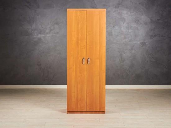 Шкаф для документов стеллаж, цвет ольха