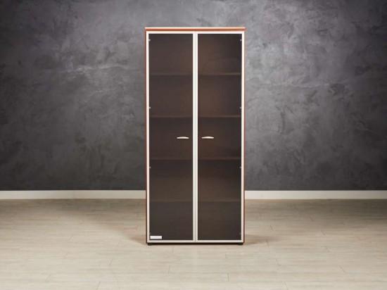 Шкаф для документов Феликс, цвет орех