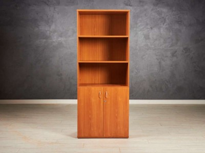 Шкаф для документов, цвет вишня