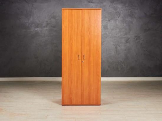 Шкаф для документов глубокий, цвет вишня