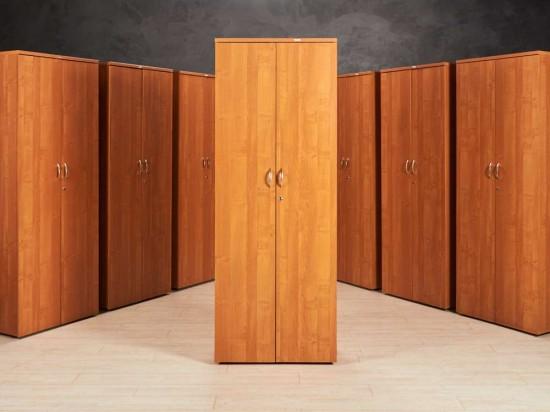 Шкаф для документов, цвет ольха