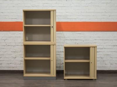 Комплект - шкаф и тумба для документов mbl22101