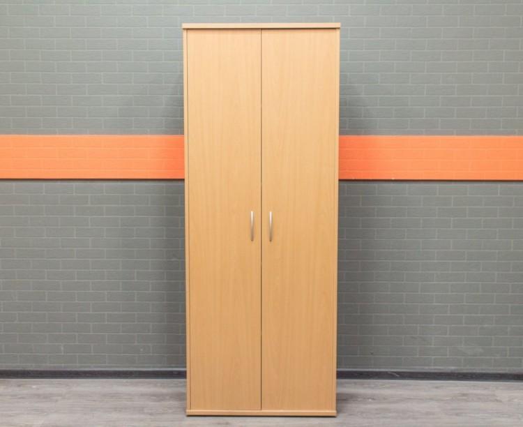 Шкаф для документов в офис, вишня