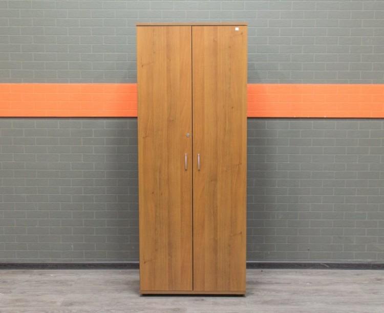 Шкаф для документов офисный, орех