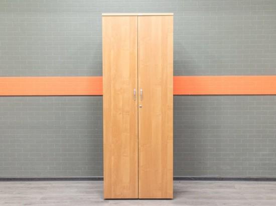 Офисная мебель бу Шкаф закрытый ольха