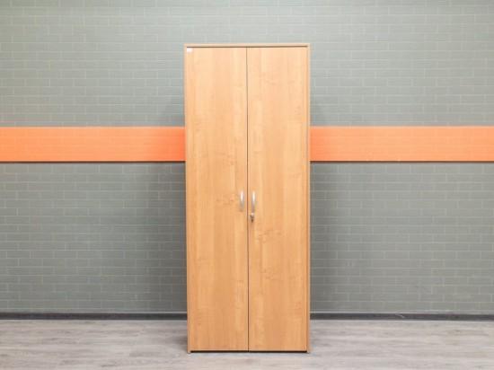 Шкаф для документов закрытый, ольха, 4 полки
