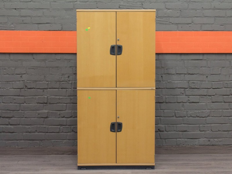 Шкаф двухсекционный Kinnarps