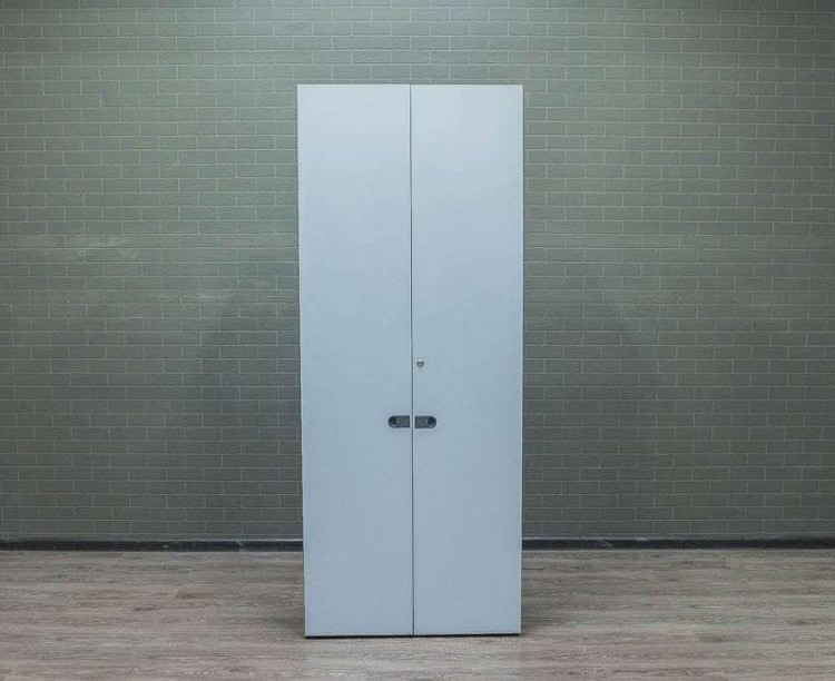 Шкаф для документов, серый/графит