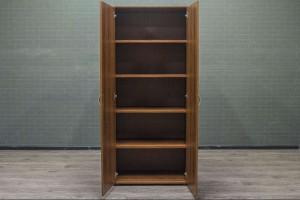 Шкаф офисный для документов орех