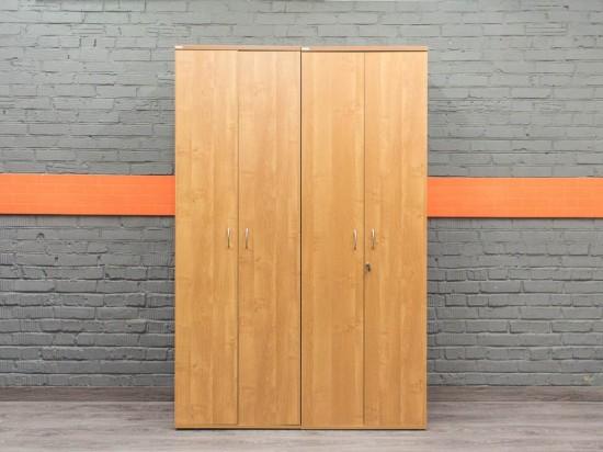 Феликс Комплект шкафов в офис, ольха